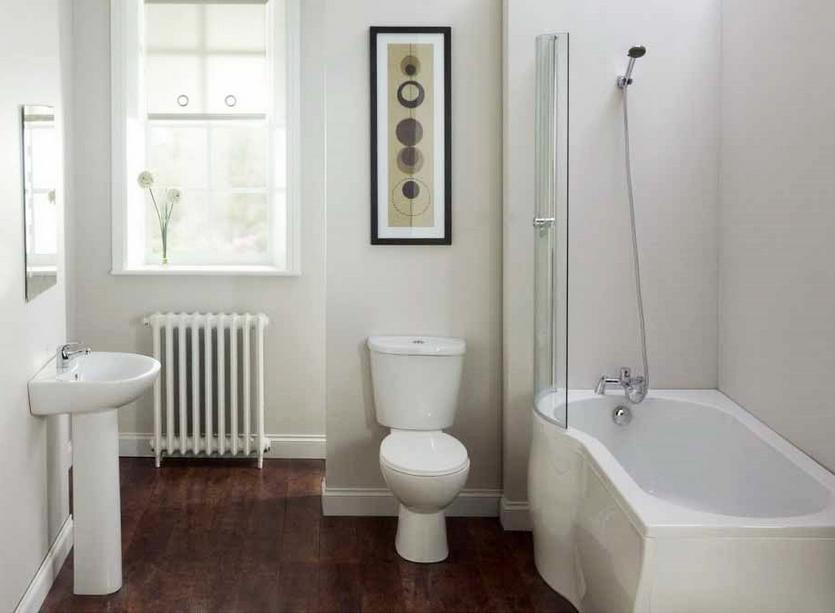 desain interior kamar mandi mungil