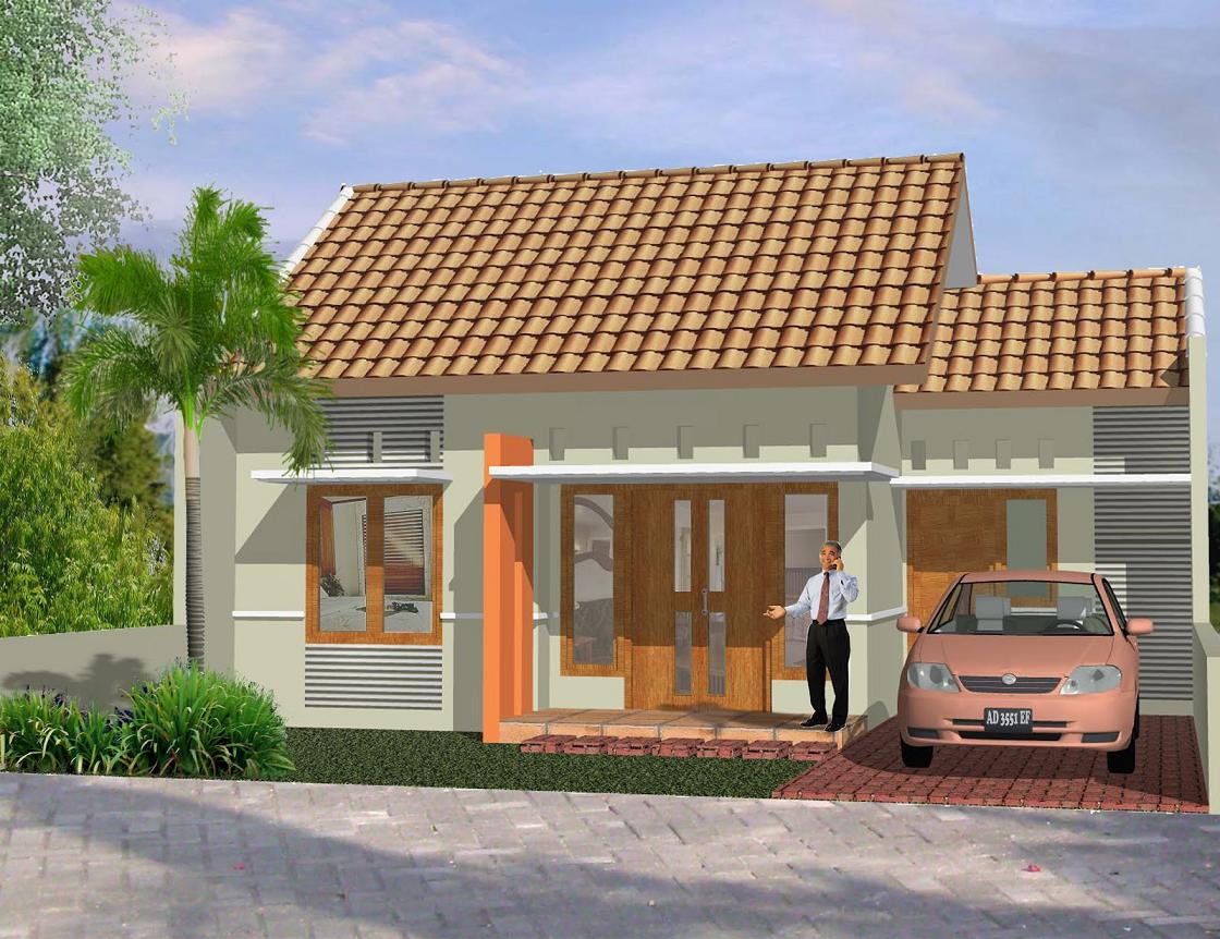 gambar desain rumah modern minimalis Tiang teras satu sisi dan garasi terbuka & Gambar desain rumah minimalis dengan model teras unik dipinggir ...
