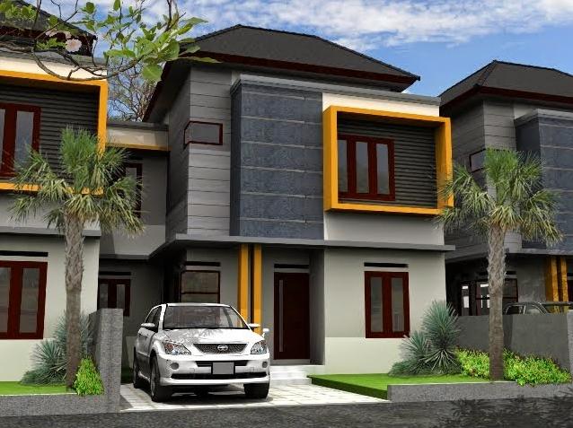 desain rumah minimalis luas tanah 90