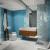 Kumpulan desain interior kamar mandi rumah ukuran kecil dan apartemen