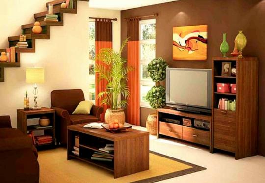 Permalink to Contoh gambar desain interior rumah minimalis sederhana dan modern 2016